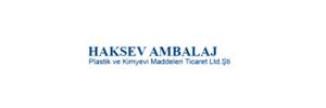 Haksev Ambalaj Plastik ve Kimyevi Maddeler Tic. Ltd. Şti.