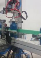 Delik test makinası