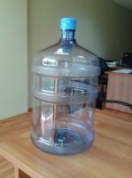 19 litre polikarbon damacana